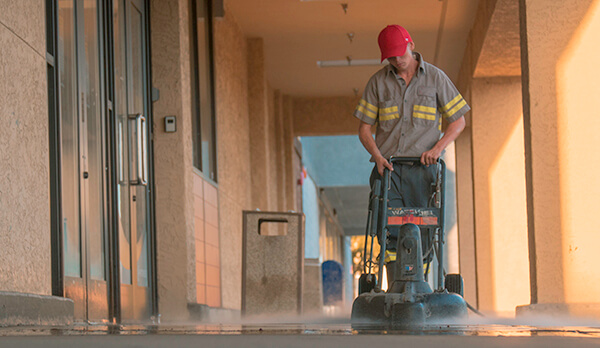 commercial pressure washing phoenix